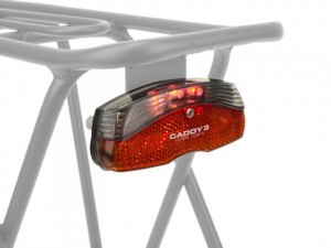 Lampa tył Author CADDY 3